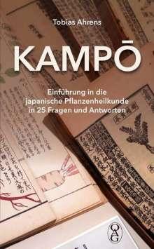 Tobias Ahrens: Kampo, Buch