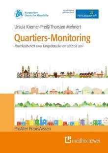 Ursula Kremer-Preiß: Quartiers-Monitoring, Buch