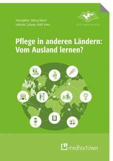 Yvonne Lehmann: Pflege in anderen Ländern: Vom Ausland lernen?, Buch