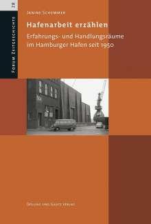 Janine Schemmer: Hafenarbeit erzählen, Buch