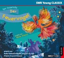 SWR Young Classix - Der Feuervogel, CD