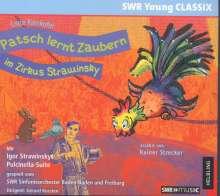 SWR Young Classix - Patsch lernt Zaubern, CD