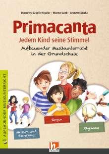 Primacanta. Lehrerhandbuch, Buch