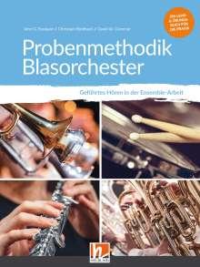 John D. Pasquale: Probenmethodik Blasorchester, Buch