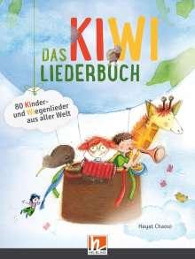 Hayat Chaoui: Das KIWI-Liederbuch. Paket (Liederbuch und Audio-CDs), Buch