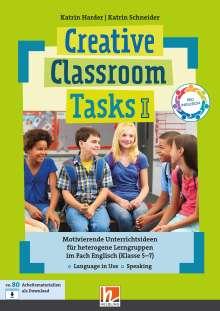 Katrin Harder: Creative Classroom Tasks I, Buch