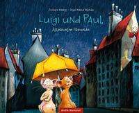 Jochen Mariss: Luigi und Paul, Buch