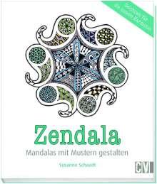 Susanne Schaadt: Zendala, Buch