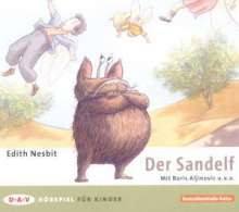 Edith Nesbit: Der Sandelf, CD