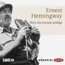 Ernest Hemingway: Wem die Stunde schlägt, CD