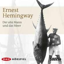 Ernest Hemingway: Der alte Mann und das Meer, CD