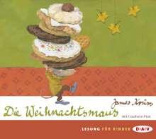 James Krüss: Die Weihnachtsmaus, CD