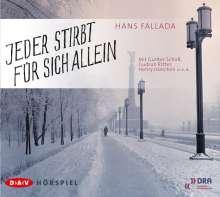 Hans Fallada: Jeder stirbt für sich allein, 2 CDs