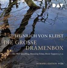 Heinrich von Kleist: Die große Dramenbox, 9 CDs