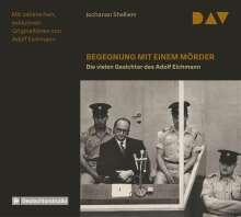 Jochanan Shelliem: Begegnung mit einem Mörder, 3 CDs