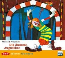 Otfried Preußler: Die dumme Augustine, CD