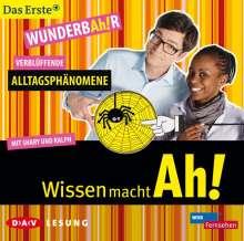 Wissen mach Ah! 03, CD