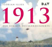 Florian Illies: Illies, F: 1913/4 CDs, 4 CDs