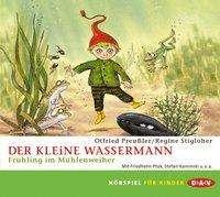 Otfried Preußler: Der kleine Wassermann - Frühling im Mühlenweiher, CD