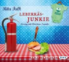 Rita Falk: Leberkäsjunkie, 7 CDs
