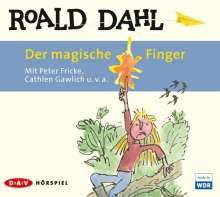 Roald Dahl: Der magische Finger, CD