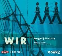 Jewgenij Samjatin: Wir, 2 CDs