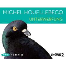 Michel Houellebecq: Unterwerfung, 2 CDs
