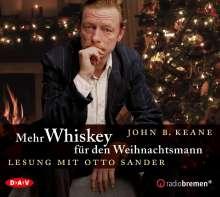 John B. Keane: Mehr Whiskey für den Weihnachtsmann, CD