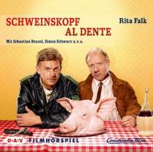 Rita Falk: Schweinskopf al dente, CD