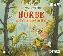 Otfried Preußler: Hörbe mit dem großen Hut, CD