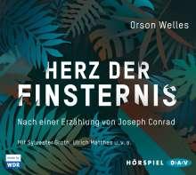 Orson Welles: Herz der Finsternis. Nach einer Erzählung von Joseph Conrad, 2 CDs
