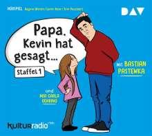 Tom Peuckert: »Papa, Kevin hat gesagt...«, CD