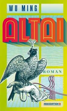 Wu Ming: Altai, Buch