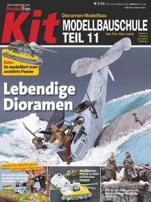 KIT-Modellbauschule 11, Buch