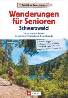Lars Freudenthal: Wanderungen für Senioren Schwarzwald, Buch
