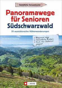 Lars Freudenthal: Panoramawege für Senioren Süd-Schwarzwald, Buch