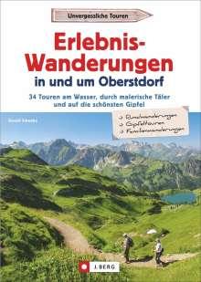 Gerald Schwabe: Erlebnis-Wanderungen in und um Oberstdorf, Buch