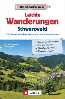 Lars Freudenthal: Leichte Wanderungen Schwarzwald, Buch