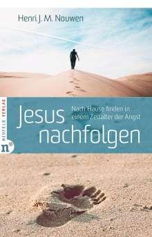Henri J. M. Nouwen: Jesus nachfolgen, Buch