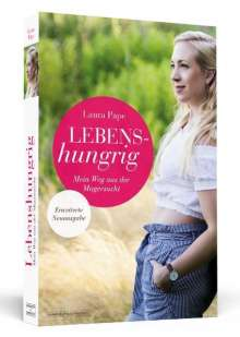 Laura Pape: Lebenshungrig, Buch