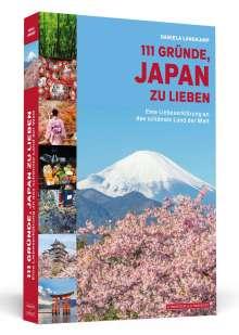 Daniela Langkamp: 111 Gründe, Japan zu lieben, Buch