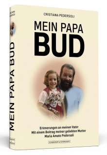 Cristiana Pedersoli: Mein Papa Bud, Buch