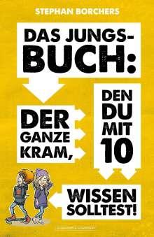 Stephan Borchers: Das Jungs-Buch, Buch