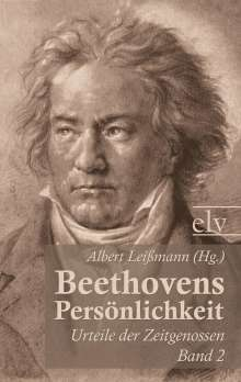 Beethovens Persönlichkeit, Buch
