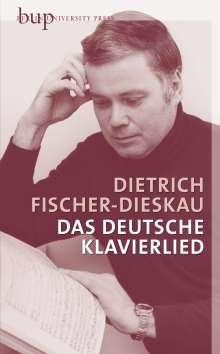 Dietrich Fischer-Dieskau: Das deutsche Klavierlied, Buch