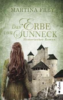 Martina Frey: Das Erbe von Sunneck. Band 2, Buch