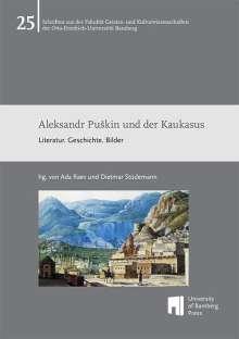 Aleksandr PuSkin und der Kaukasus, Buch