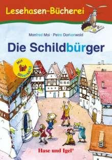 Manfred Mai: Die Schildbürger / Silbenhilfe, Buch
