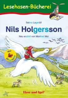 Selma Lagerlöf: Nils Holgersson / Silbenhilfe, Buch
