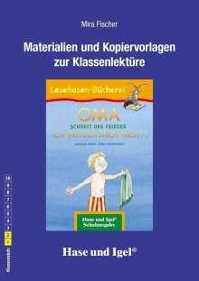 Gudrun Mebs: OMA, schreit der Frieder. ICH WASCH MICH NICHT! Begleitmaterial, Buch
